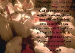 On The Divine Liturgy - St Shenouda Monastery Pimonakhos Articles