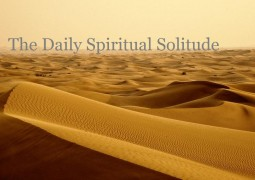 The Daily Spiritual Solitude - St Shenouda Monastery Pimonakhos Articles