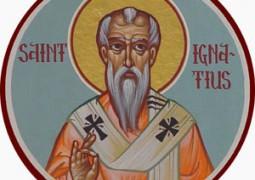 St Ignatius of Antioch - St Shenouda Monastery Pimonakhos Articles