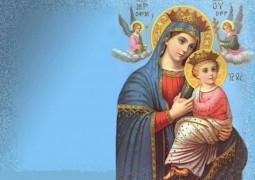 In Praise of the Virgin - St Shenouda Monastery Pimonakhos Articles