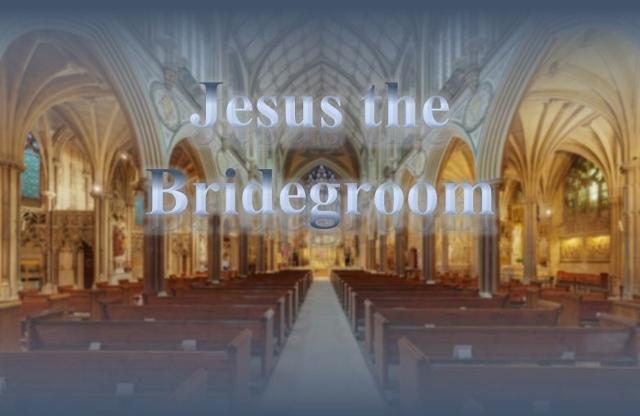 Jesus the Bridegroom - St Shenouda Monastery