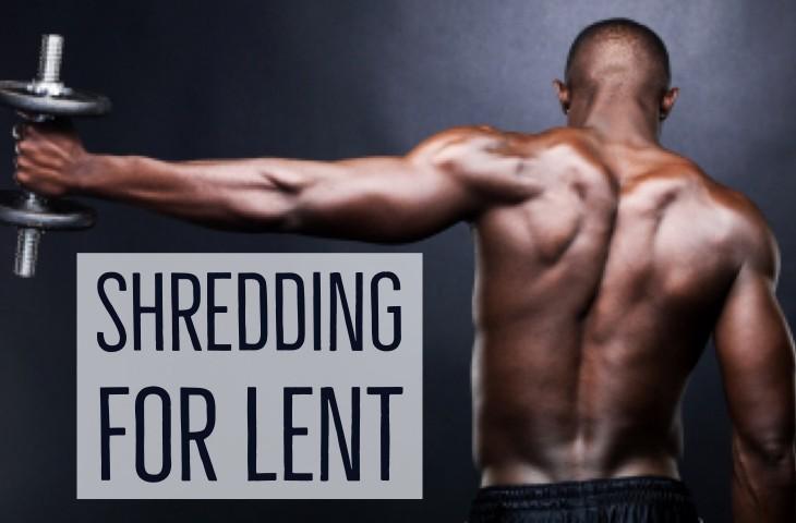Shredding For Lent | St Shenouda Monastery Pimonakhos Articles