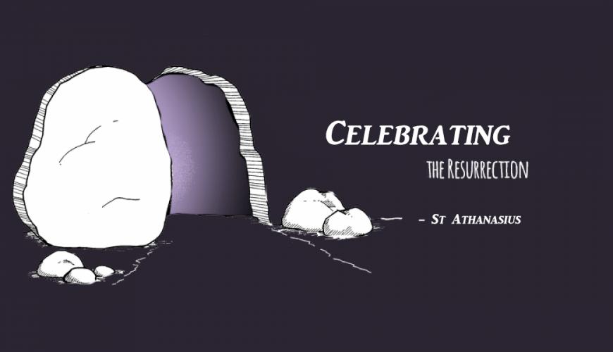 Celebrating the Resurrection | St Shenouda Monastery Pimonakhos
